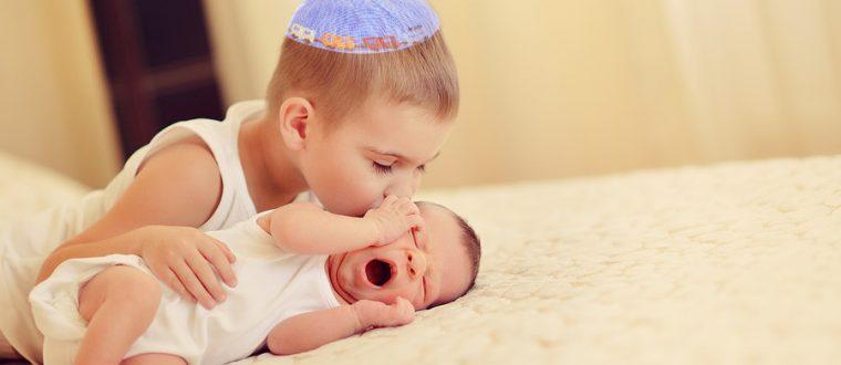 תינוק וילד מקנא | שאלה ליועצת