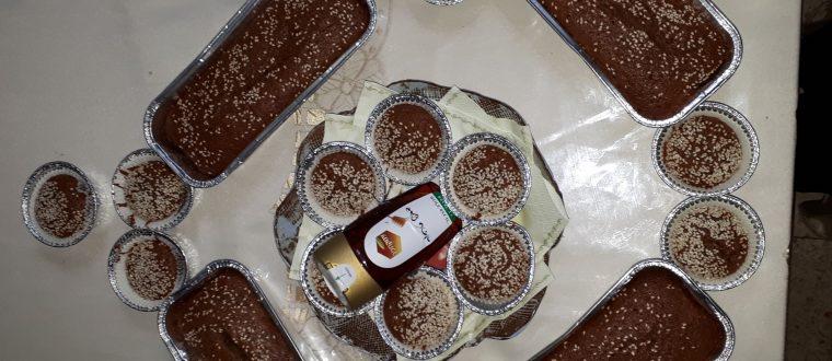 עוגת דבש טעימה גדולה וחסכונית | מתכון